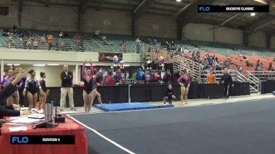Tress Molinar - Floor, Lake Erie Gymnastics - 2017 Buckeye Classic