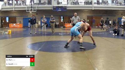 Quarterfinal - Brock Port, Lock Haven vs Ed Scott, Unrostered