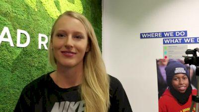Sandi Morris excited for Olympic rematch vs. Stefanidi