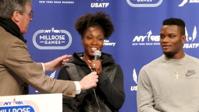 "Tianna Bartoletta describes her ""mediocre"" years"