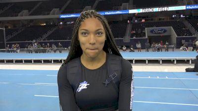 Tara Davis National Record