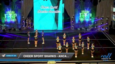 Cheer Sport Sharks - Ancaster - Gill Sharks [2020 L4.2 Senior Day 2] 2020 Feel The Power East