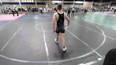 160 lbs Consi Of 4 - Wyatt Powell, Grindhouse WC vs Luke Combs, Elite Force WC