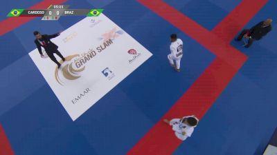 CARDOSA vs BRAZ Abu Dhabi London Grand Slam