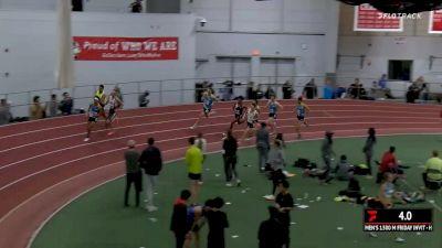 Men's 1500m Invite, Heat 2 - Justyn Knight 3:36!