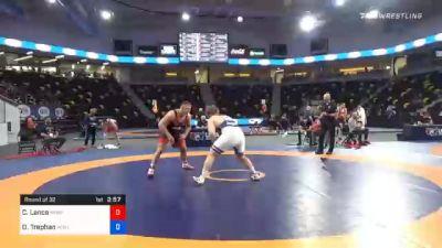 125 kg Prelims - Christian Lance, Nebraska Wrestling Training Center vs Owen Trephan, Wolfpack Wrestling Club