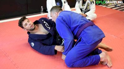 Marcus Buchecha: Regaining The Underhook From Half Guard