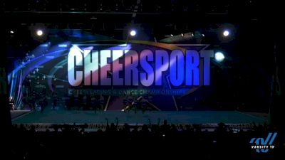 The Stingray Allstars - Marietta - Green [2020 Junior Coed Large 6 Day 2] 2020 CHEERSPORT National Cheerleading Championship
