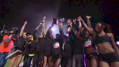 Usain Bolt Singing 'We Are The Champions'