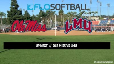 Ole Miss vs. LMU, 2017 Easton Invitational
