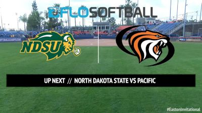 NDSU vs. Pacific, 2017 Easton Invitational