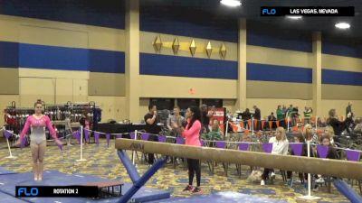Meredith Sylvia - Beam, Parkettes - 2017 Brestyan's Las Vegas Invitational