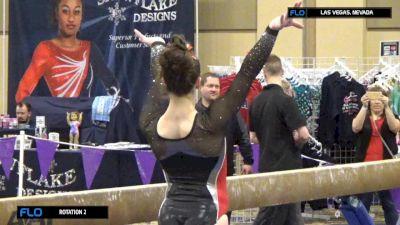 Nicole Johnsen - Beam, Mismo - 2017 Brestyan's Las Vegas Invitational