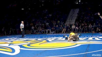 149lbs - Nate Limmex, Purdue vs Alex Kocer, SDSU