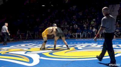 197lbs Christian Brunner, Purdue vs Nate Rotert, SDSU