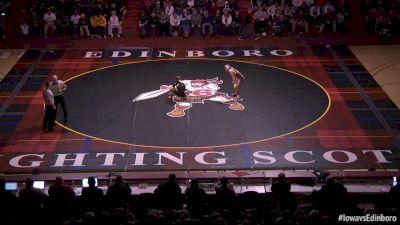 133 lbs Cory Clark, Iowa vs Korbin Myers, Edinboro