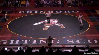 174 lbs Alex Meyer, Iowa vs Ty Schoffstall, Edinboro