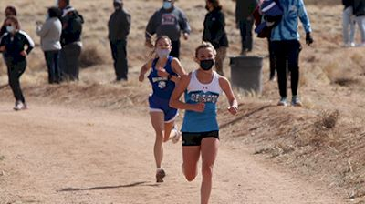 2020-21 NMAA XC Championships - Day One Replay (Part 3)