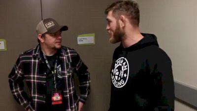 Tom Lawlor talks USADA Suspension and Pro Wrestling