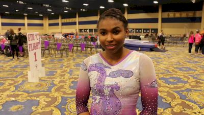 Nia Dennis On Brestyan's Competition And Level 10 Season