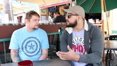 Fighters Explain Why #FCRoadTrip Matters