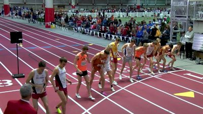 Men's 3k, Final 1