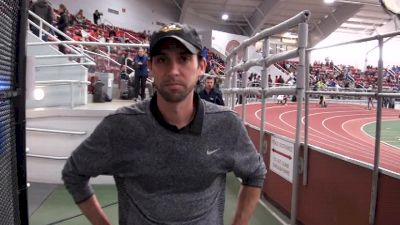 Powell says Ches to target outdoor 5k record
