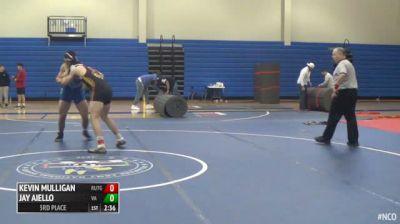 197 3rd Place - Kevin Mulligan, Rutgers vs Jay Aiello, Virginia