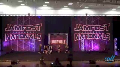 Full Out Tumble and Cheer - TN [2021 L1 Tiny - Novice - Restrictions Day 1] 2021 JAMfest: Louisville Championship