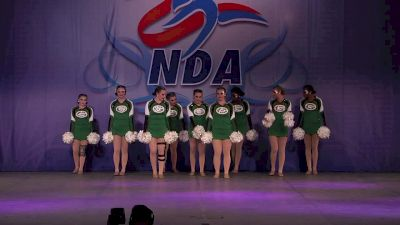 Gallatin High School Wavettes [Small Varsity Pom Finals - 2017 NDA National Championship]