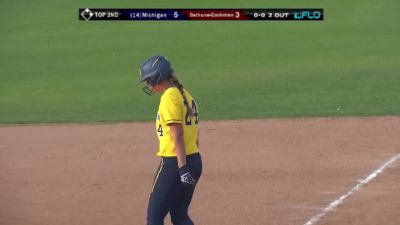 Michigan vs Bethune Cookman   2017 Mary Nutter Classic 2
