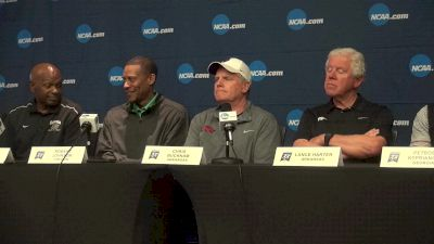 We asked Oregon head coach Robert Johnson if his team could win the SEC