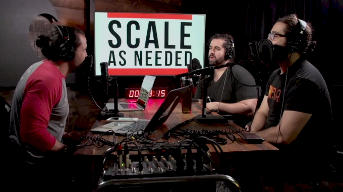 Scale As Needed Podcast 34: 17.2 Recap + More