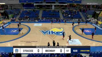Full Replay - Syracuse vs Green Bay