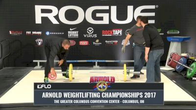 2017 Arnold Weightlifting Championships - Friday Session 1