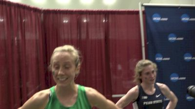Anna Rohrer did what she could to make the 5K fast
