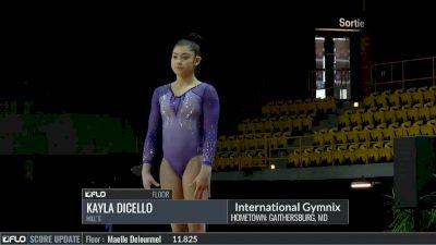 Kayla DiCello - Floor, Hill's - 2017 International Gymnix - Event Finals
