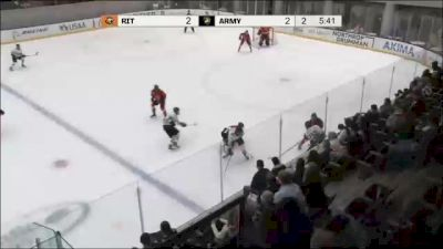 Replay: RIT vs Army | Oct 9 @ 4 PM