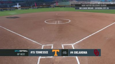 Tennessee vs Oklahoma    2017 Mary Nutter Classic II