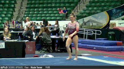 Chayse Capps - Floor, Oklahoma - 2017 Big 12 Championship