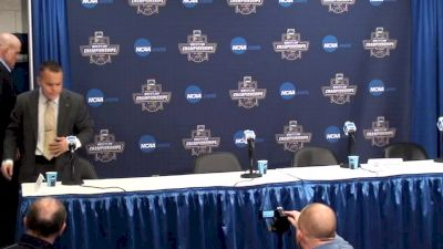 Cael Sanderson Press Conference