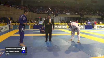 Rodrigo Henrique Cavaca vs Paul S. Ardila-Ibarra IBJJF 2017 Pan Jiu-Jitsu Championship