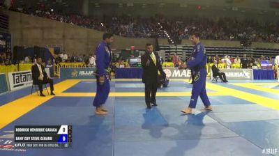 Rodrigo Henrique Cavaca vs Dany Guy Steve Gerard IBJJF 2017 Pan Jiu-Jitsu Championship