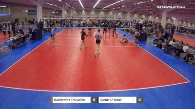 Buckeyefire 17A Spilker vs TCAOH 17-Black - 2019 JVA Rock n' Rumble