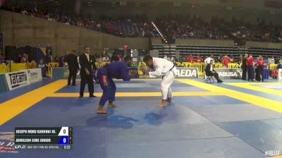 Joseph Moku Kahawai Jr. vs Admilson Gobi Junior IBJJF 2017 Pan Jiu-Jitsu Championship
