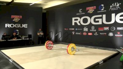 2017 Arnold Weightlifting Championships - Thursday Session 3