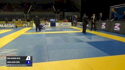 Caio Almeida Silva vs Lucas Alves Lepri IBJJF 2017 Pan Jiu-Jitsu Championship