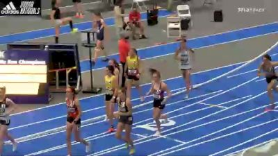 High School Girls' Mile Championship, Finals 2