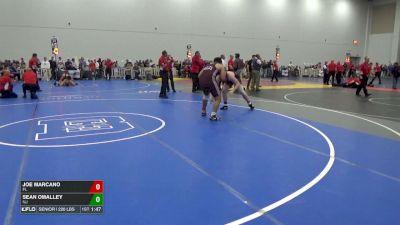 220 7th, Joe Marcano, FL vs Sean Omalley, NJ