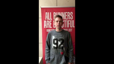 Galen Rupp says it's time to start feeling good